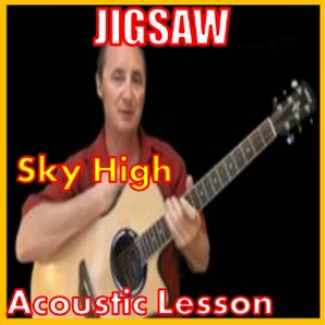 Learn to play Sky High by Jigsaw | Movies and Videos | Educational