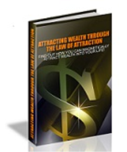 attracting wealth through law of attraction