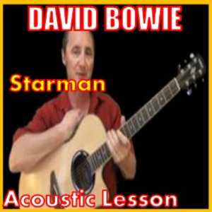 Learn to play Starman by David Bowie | Movies and Videos | Educational