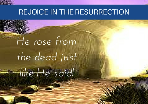 A Reminder, Revelation & Restoration in the Resurrection | Other Files | Presentations