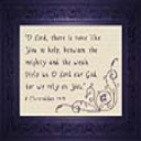 None Like You | Crafting | Cross-Stitch | Religious