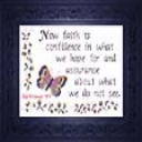 Assurance | Crafting | Cross-Stitch | Religious