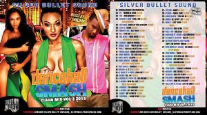 Silver Bullet Sound - Dancehall Smash Clean Mix Vol 3 ( 2015) | Music | Reggae