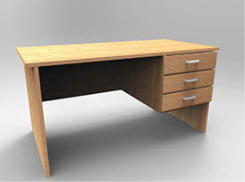 First Additional product image for - Desk