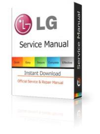 LG Flatron W2284F Service Manual and Technicians Guide | eBooks | Technical