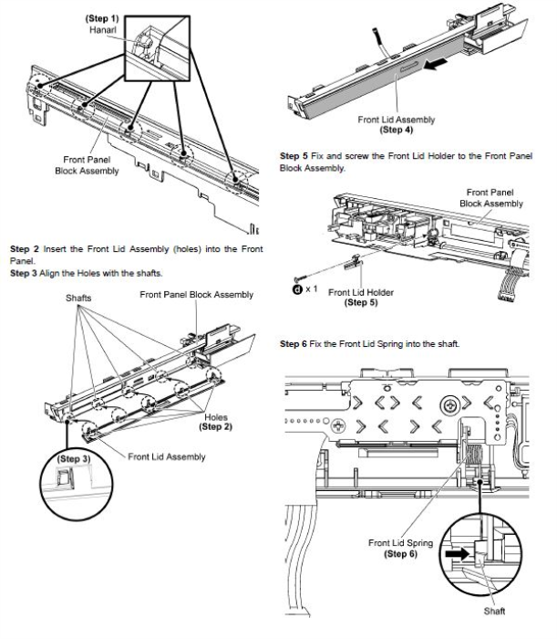 Second Additional product image for - Panasonic SC BTT290 Service Manual & Technicians Guide