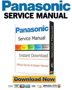 Panasonic SC-ALL8 Wireless Speaker System Service Manual & Technicians Guide | eBooks | Technical