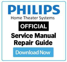 philips fidelio soundbar speaker b5 service manual and technicians guide