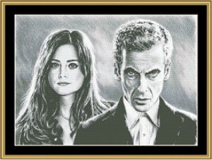 Dr. Who I | Crafting | Cross-Stitch | Other