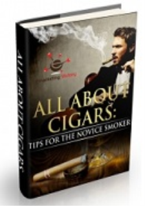 all about cigars: tips for the novice smoker