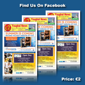 Youghal News March 30th 2016 | eBooks | Periodicals