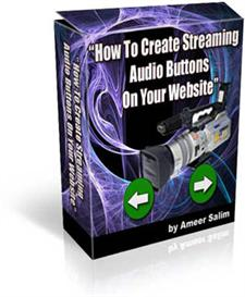 How to create STREAMING AUDIO BUTTONS ON YOUR WEBSITe | Software | Developer
