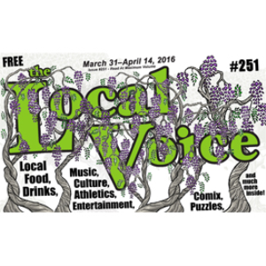 The Local Voice #251 PDF download | eBooks | Entertainment