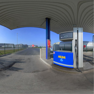 HDRI 360 084-petrol-as24-sun | Other Files | Everything Else