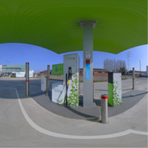 HDRI 360 086-petrol-cng-sun | Other Files | Everything Else