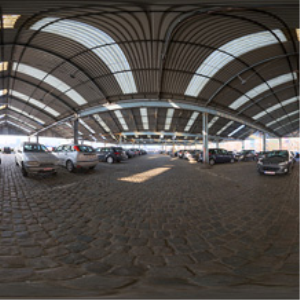 HDRI 360 088-scheldekaaien-hangar | Other Files | Everything Else