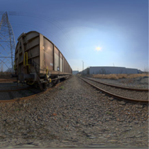 HDRI 360 089-train-side | Other Files | Everything Else