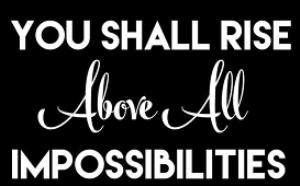 overcoming impossibilities series