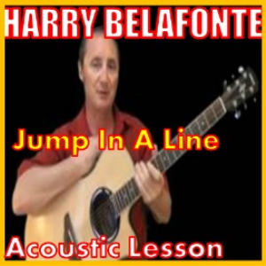 Learn to play Jump In The Line by Harry Belafonte | Movies and Videos | Educational