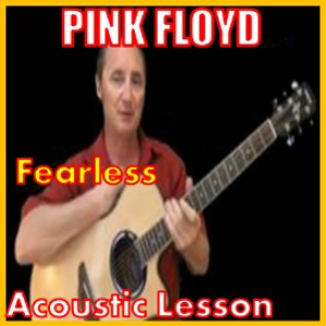 Learn to play Fearless by Pink Floyd | Movies and Videos | Educational