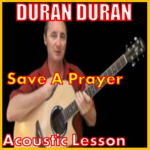 Learn to play Save A Prayer by Duran Duran | Movies and Videos | Educational
