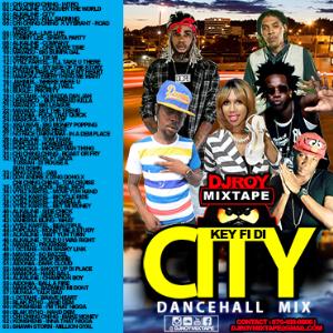 Dj Roy Key Fi The City Dancehall Raw Mix 2016 | Music | Reggae