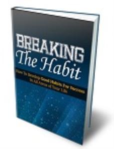 Breaking The Habit | eBooks | Self Help