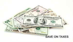 small business owners save on taxes