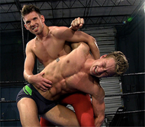 2601-Ethan Andrews vs Tanner Hill | Movies and Videos | Action