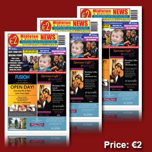 Midleton News April 6th 2016 | eBooks | Magazines
