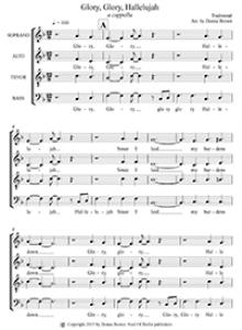 Glory Glory, Hallelujah | Music | Gospel and Spiritual