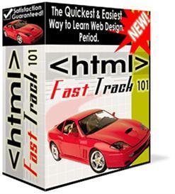 Ease HTML Fast Track 101 | Software | Design