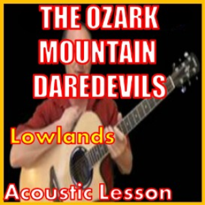 learn to play lowlands by the ozark mountain daredevils
