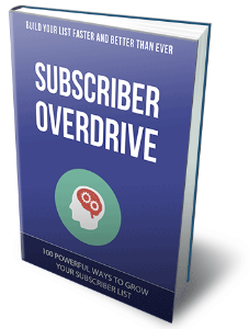 subscriber overdrive