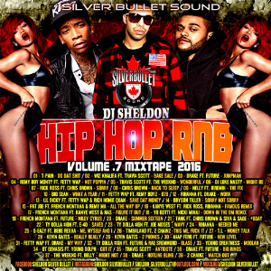 Silver Bullet Sound - Hip Hop & RnB Volume. 7 (2016) | Music | Rap and Hip-Hop