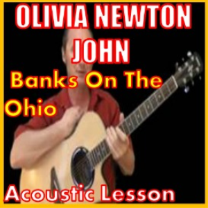 learn to play banks of the ohio by olivia newton john