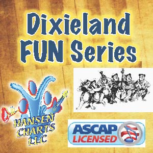 zaccheaus for 5 piece dixieland band - kids song singalon