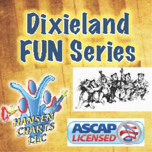 First Additional product image for - If You're Happy and You Know it for 5 piece Dixieland Band - Kids Song singalon