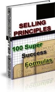 selling principles