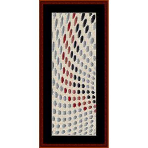 Fractal 548 Bookmark cross stitch pattern by Cross Stitch Collectibles | Crafting | Cross-Stitch | Other