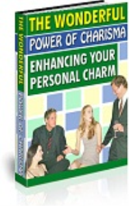 the wonderful power of charisma