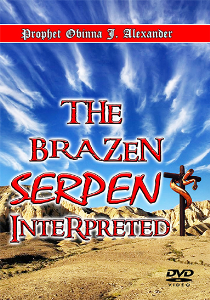 the brazen serpent interpreted
