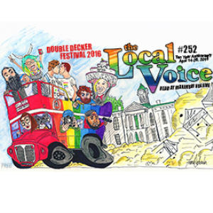 The Local Voice #252 PDF download | eBooks | Entertainment