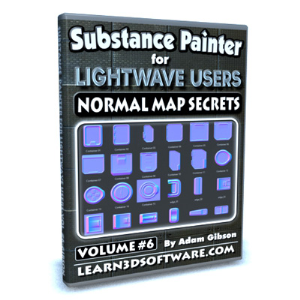 Substance Painter for Lightwave Users-Volume #6- Normal Map Secrets | Software | Training