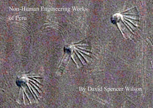 Non Human Engineering Works of Peru | eBooks | Science