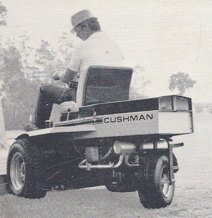 First Additional product image for - Cushman Front Line Tractor Manual Model 898804
