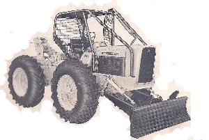 John Deere JD 440 Skidder Operators Manual   Documents and Forms   Manuals