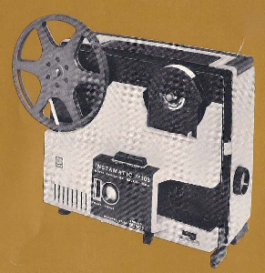Kodak Instamatic M105 Movie Projector Manual | Documents and Forms | Manuals