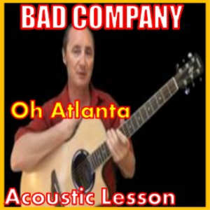Learn to play Oh Atlanta by Bad Company | Movies and Videos | Educational