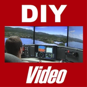 diy deluxe desktop flight sim pre-order